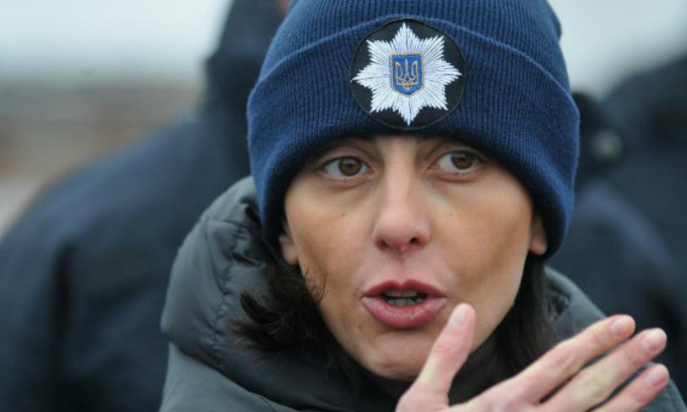 Саакашвили пообещал вернуть главного реформатора украинской полиции Деканоидзе в Грузию