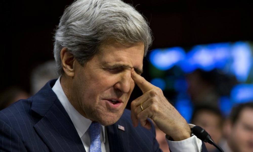 Керри пожаловался сирийцам на хитрость русских и нерасторопность правительства США, – NYT