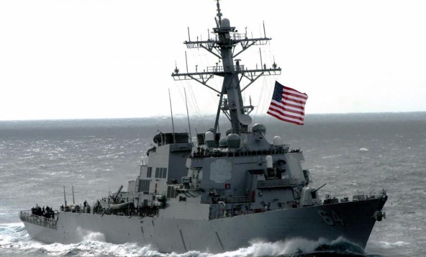 Корабль американских ВМС Mount Whitney досрочно покинул Черное море