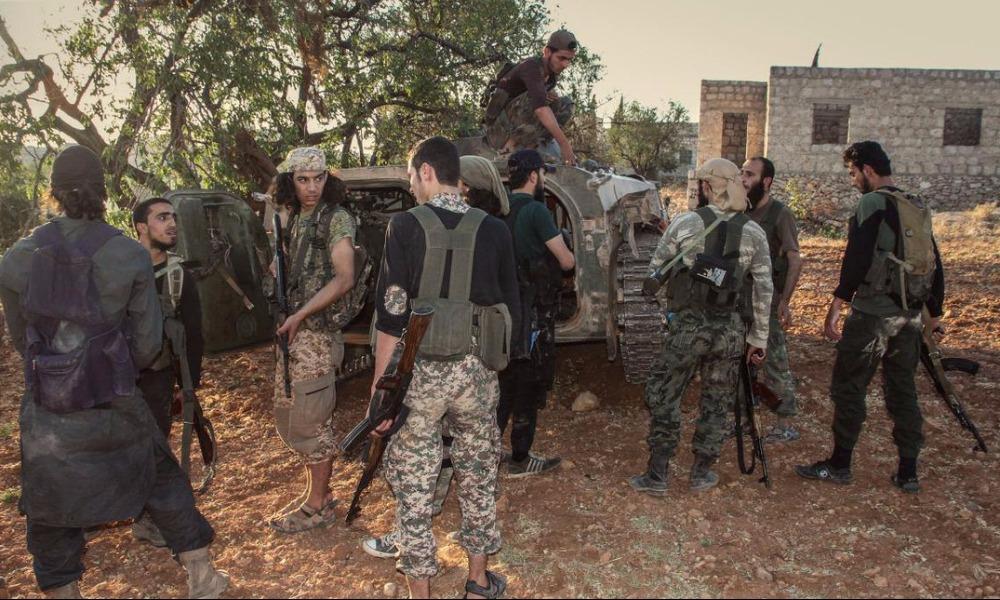 Боевики-исламисты заявили о гибели в Сирии шестерых российских офицеров
