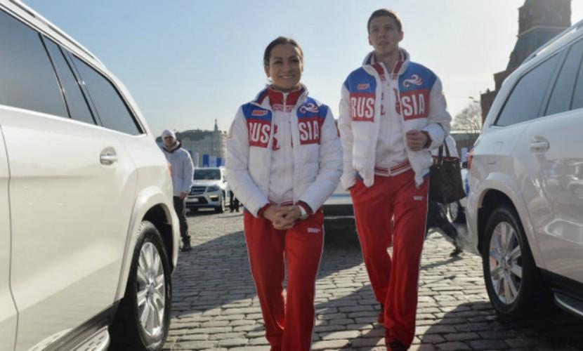 Олимпийская чемпионка Столбова стала жертвой преступников в российской столице
