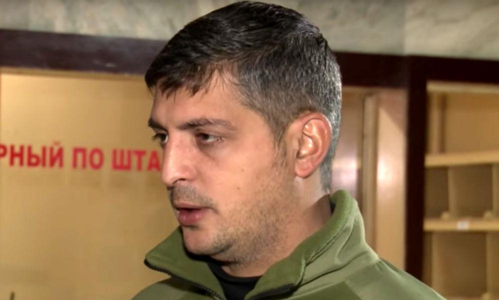 Каждый украинский город до Киева я буду ровнять с землей за убийство Моторолы, - Гиви