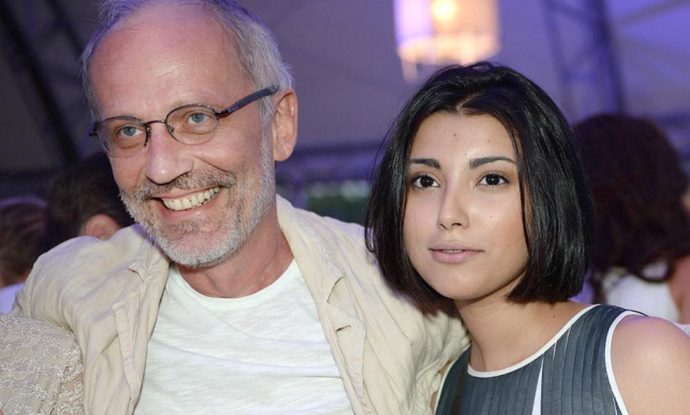 Александр Гордон рассекретил беременность молодой красавицы-жены на премьере фильма «Ледокол»