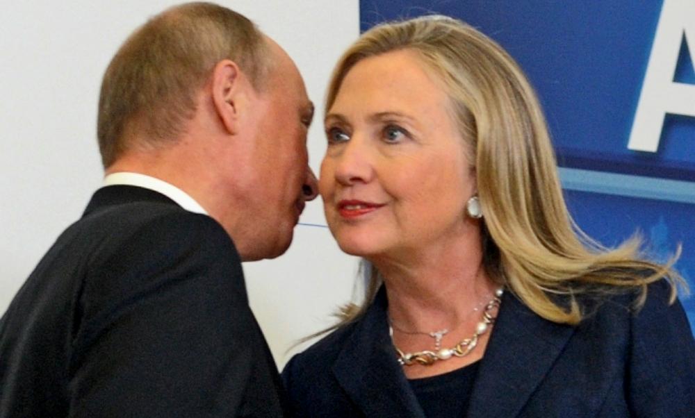 Интересный собеседник и защитник родины: Хиллари Клинтон лестно отзывалась в своих письмах о Путине