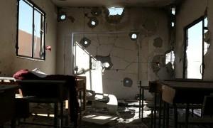 Более 20 детей погибли во время воздушной атаки на школу под Алеппо