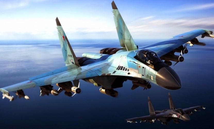 Кремль нерасполагает данными осближении самолетовРФ иСША