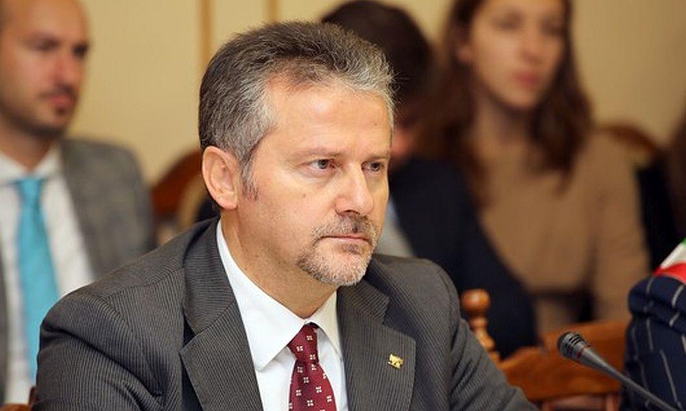 Это всё пустые слова: итальянский депутат по приезде в Крым ответил на угрозы Украины