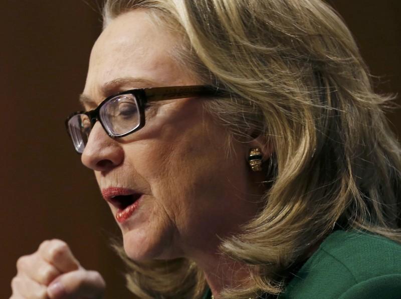 Хиллари Клинтон на дебатах: Я противостояла и буду противостоять России и Путину