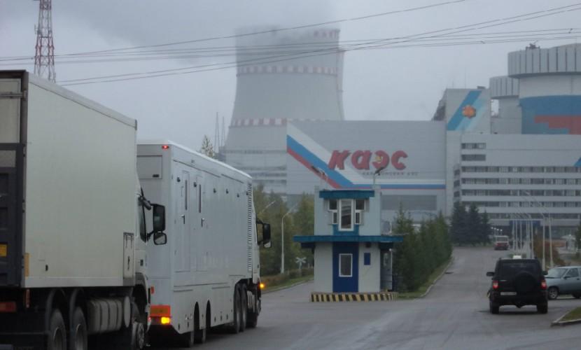 На самой ближней к Москве АЭС произошло чрезвычайное происшествие