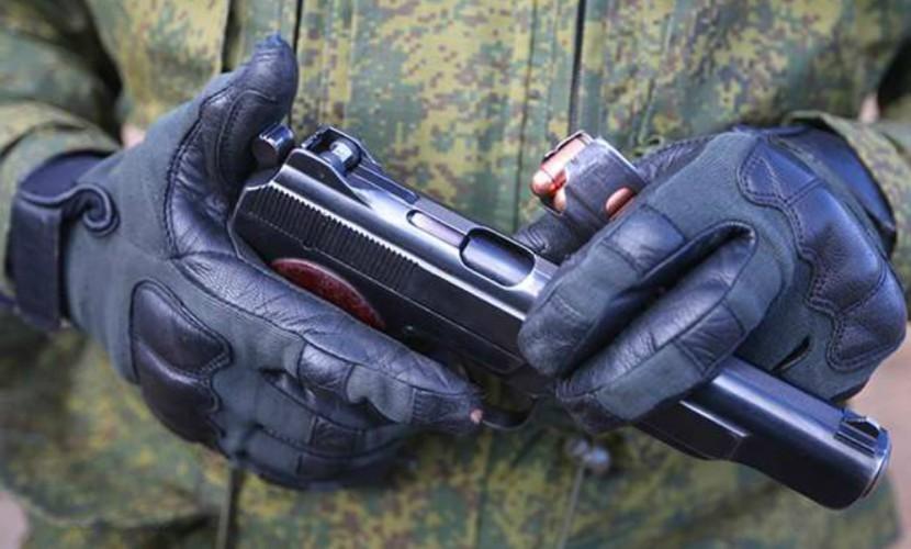Работник Росгвардии случайно застрелил коллегу впроцессе службы в российской столице
