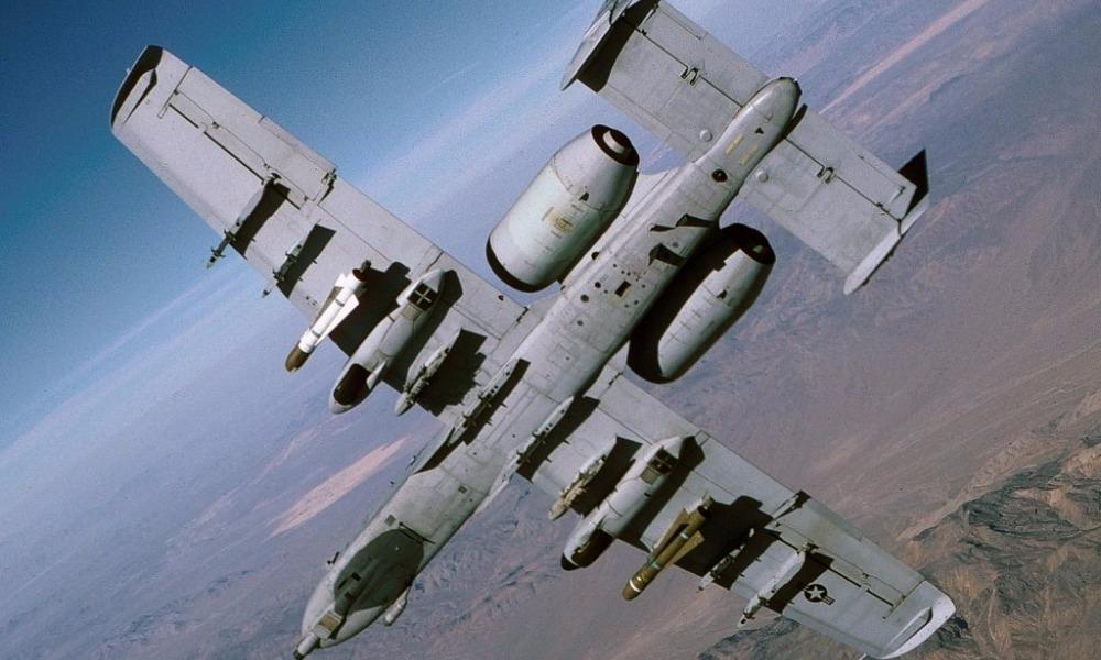 Террористы ИГ заявили о сбитом в небе над Сирией американском штурмовике