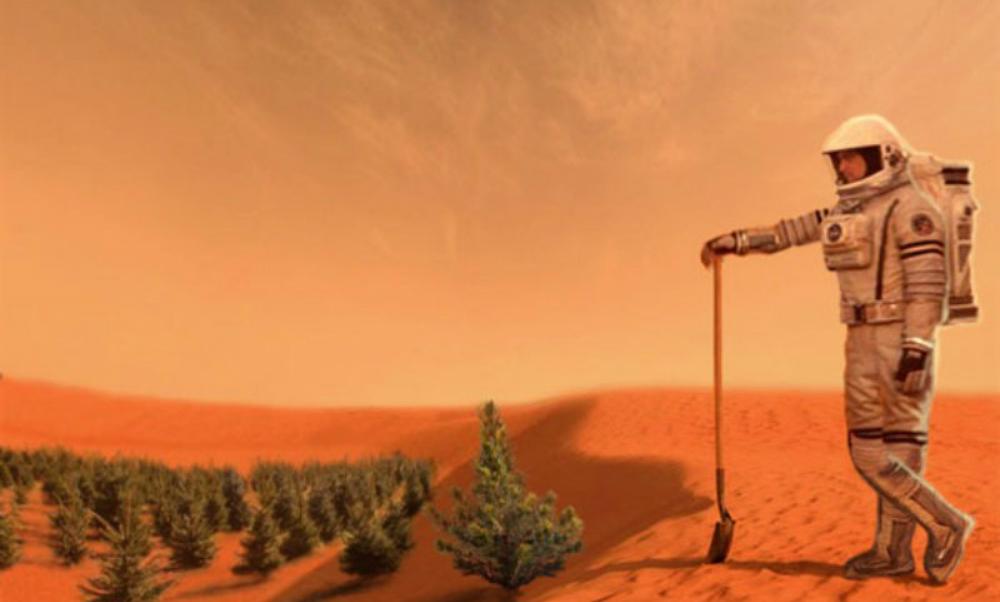 Американцы описали правила жизни первых колонистов на Марсе