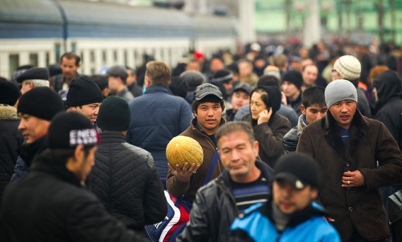 ГУМВД: в столицеРФ находится около 1,37 млн мигрантов