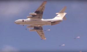 Опубликовано видео освобождения российскими десантниками населенного пункта в Египте