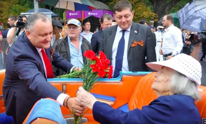 Главный редактор «Блокнота» пожелал победы другу России Игорю Додону