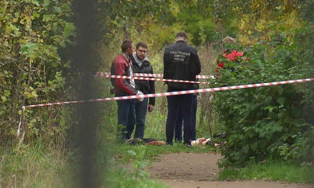 Убийца 15-летней школьницы покончил с собой неподалеку от места расправы в Москве