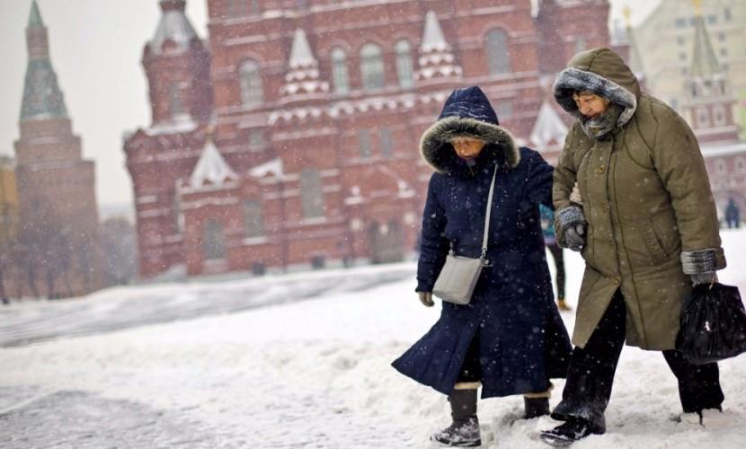 Синоптики заявили о декабрьских морозах в первых числах ноября в европейской части России