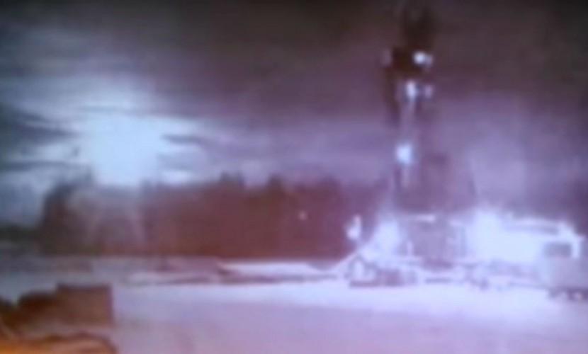 Граждане Бурятии говорили о падении метеорита