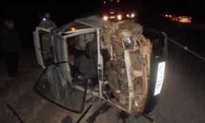Водитель «Оки» после ДТП вылетел наружу через лобовое стекло и загадочно исчез в Татарстане