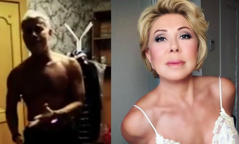 Раздетый Олег Газманов страстно станцевал на ковре для Любови Успенской