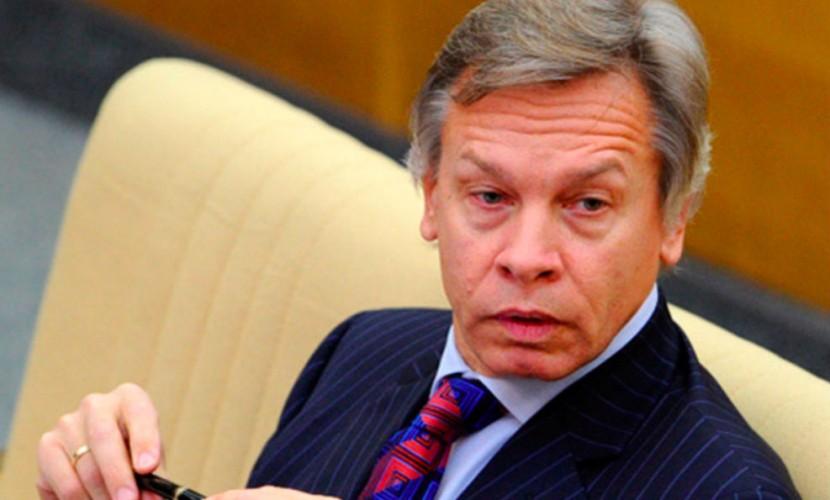 «Царство абсурда»: Пушков сказал, чем угрожает для государства Украины визовый режим сРоссией