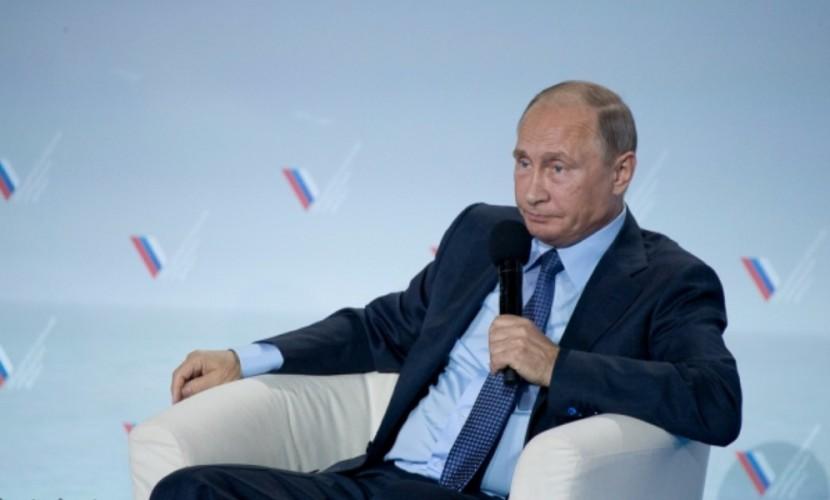 Удивительные идиоты: Путин назвал своими именами организаторов блэкаута-2015 в Крыму