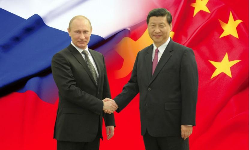 США встревожило укрепление военного союза между Россией и Китаем