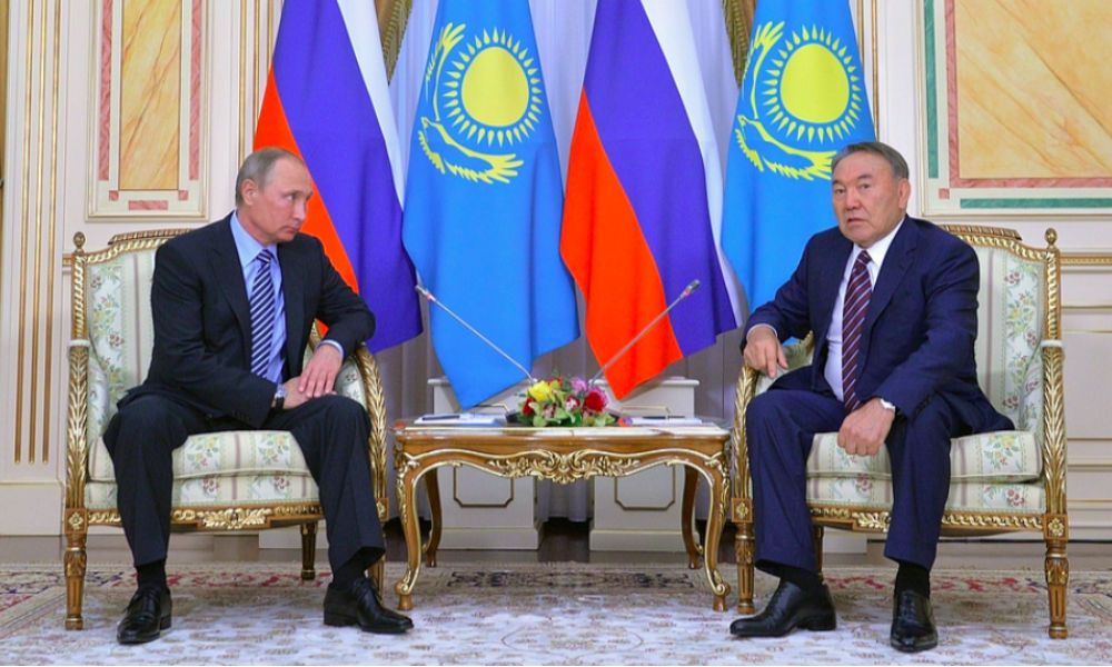 Путин заявил о необходимости «нивелировать негативные явления» в сотрудничестве с Казахстаном