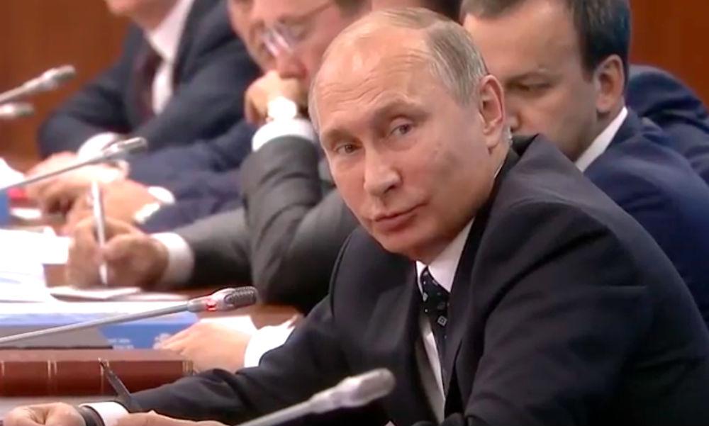 Путин выразил опасение, что в мировом спорте будут побеждать только