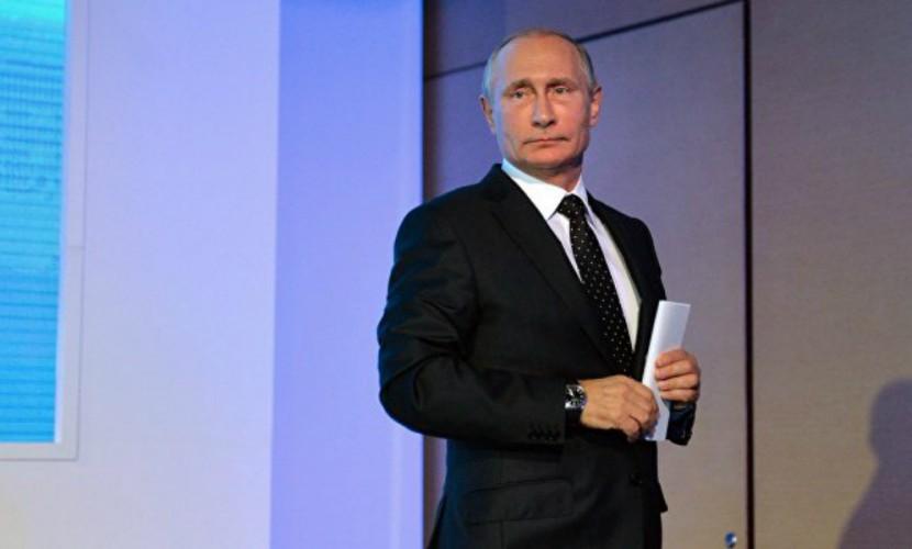 Ответственность заситуацию вАлеппо несут США иихсоюзники— Владимир Путин
