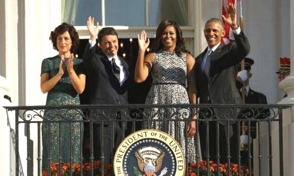 Обама провел последний прием в качестве президента, оставив