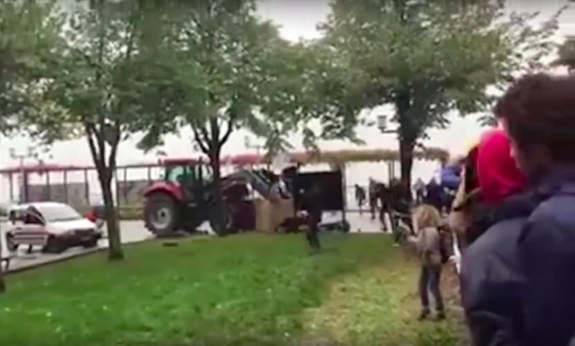 Один зритель скончался после трагедии на«Ралли легенд» вСан-Марино