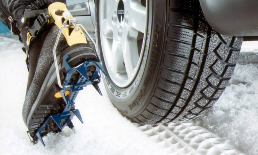 В Госдуму направили законопроект о штрафе в 2 тысячи рублей за шины не по сезону