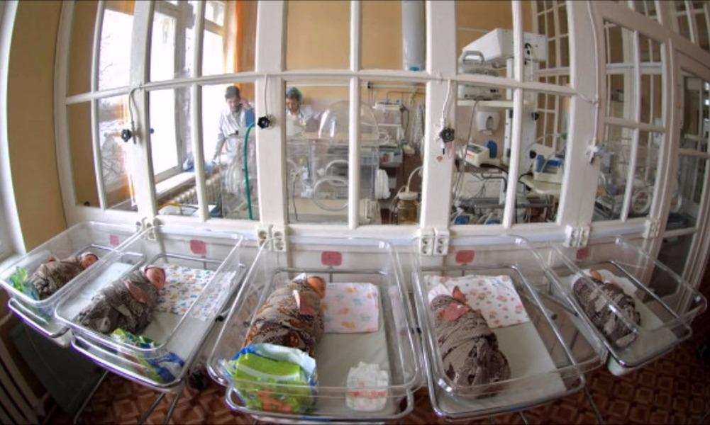 С начала года рождаемость взяла верх над смертностью в России, - Минтруд