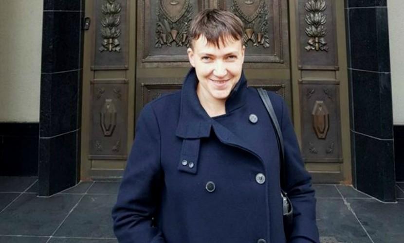 Из-за поездки в столицу России Надежде Савченко могут закрыть доступ кгостайне