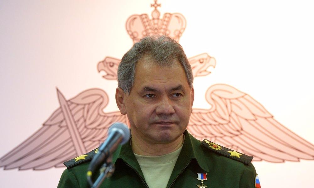 Вооруженные силы России во время военной операции в Сирии выполнили множество задач, - Шойгу