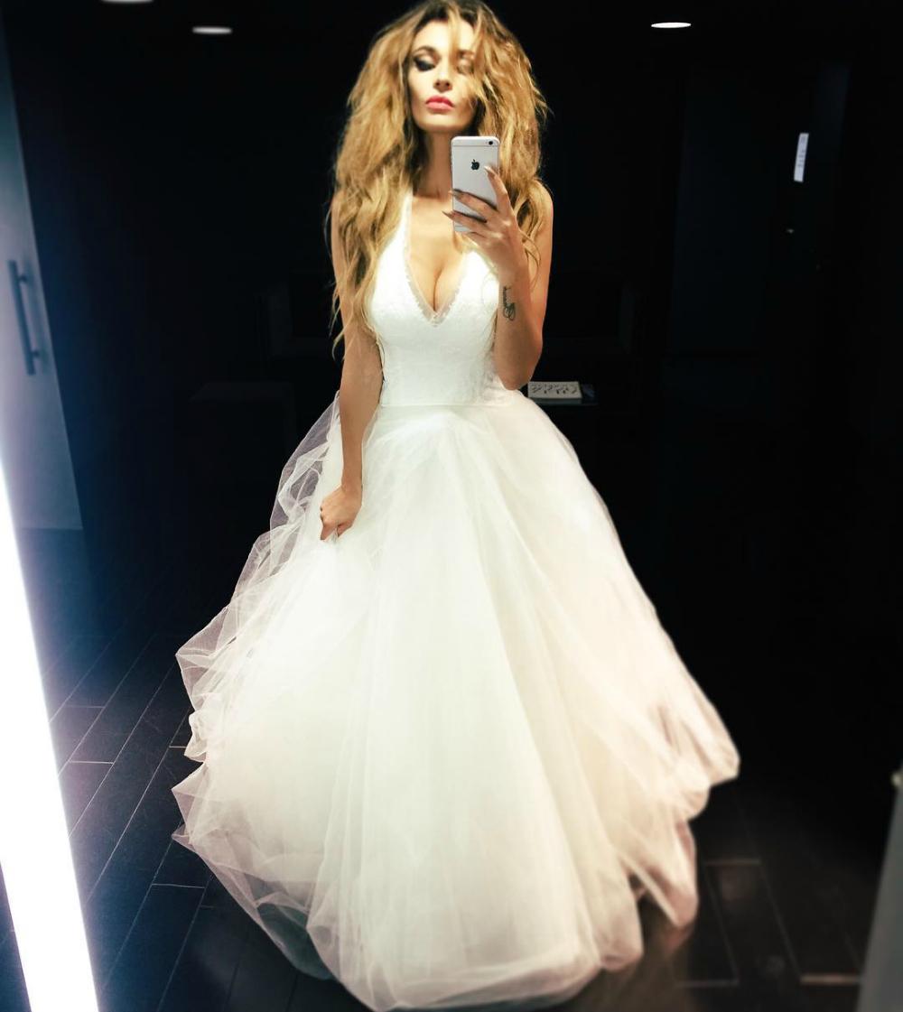 свадебное платье водонаева