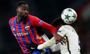 Траоре забил своему «Монако» в Москве, но ЦСКА добиться победы это не помогло