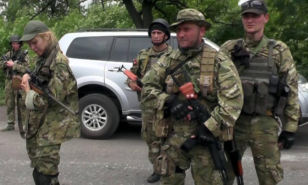 Летучие эскадроны карателей для публичных казней ополченцев в Донбассе предложили создать у Яроша