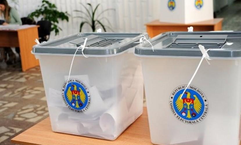 Впервые в ХХI веке жители Молдавии пошли на выборы президента