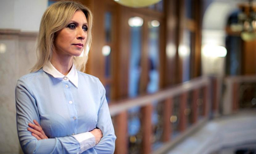 Захарова ответила напретензии прессы США поповоду насмешек столицы