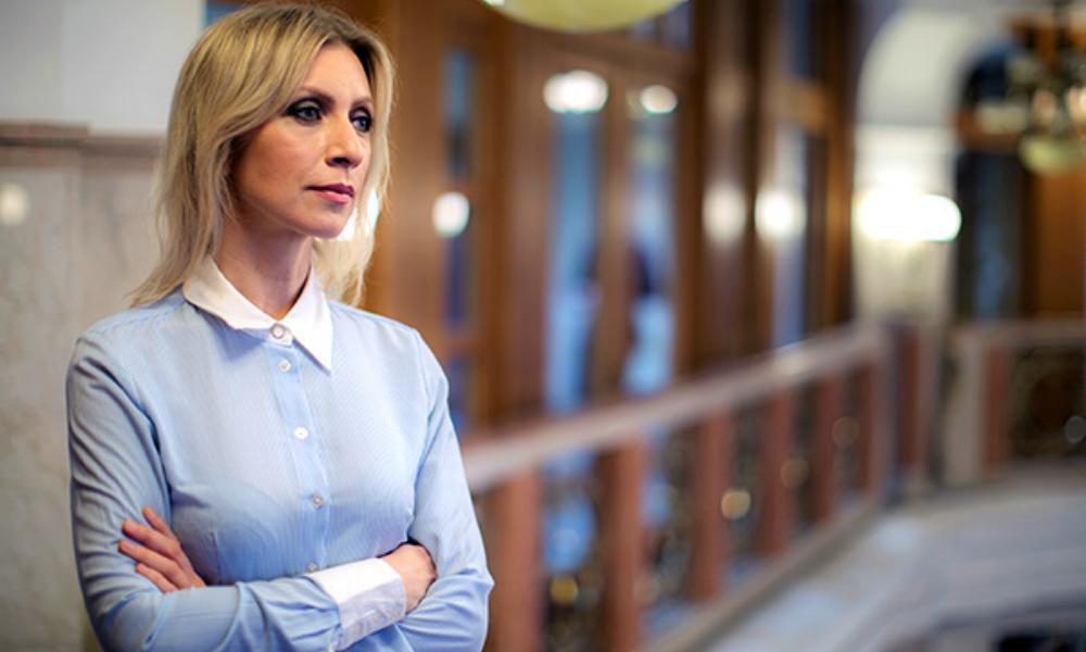 Мария Захарова процитировала Умберто Эко в ответ на обвинения в издевательствах и насмешках