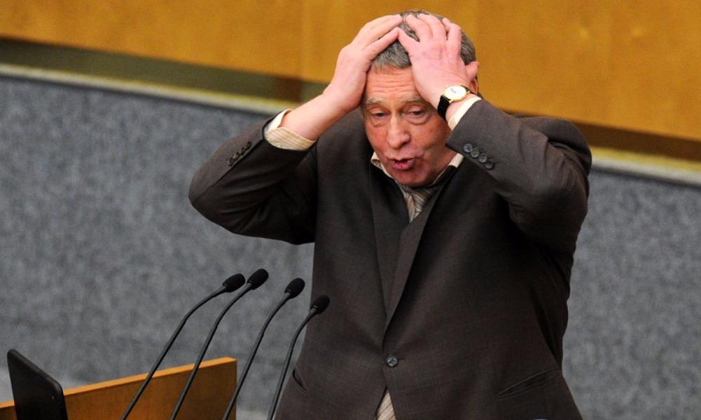 Всё это отвратительно: Жириновский выступил за сокращение на российском ТВ фильмов с насилием