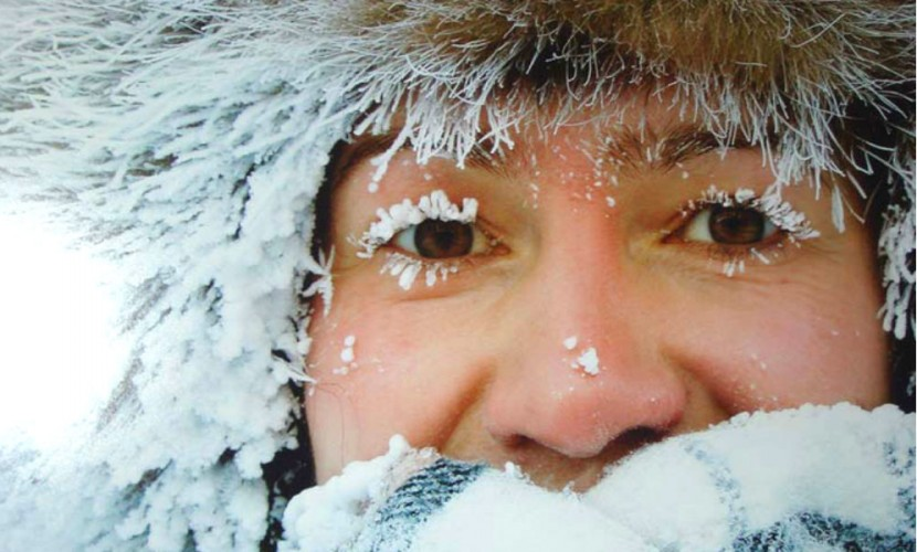 Сорокаградусные морозы придут в Россию в выходные