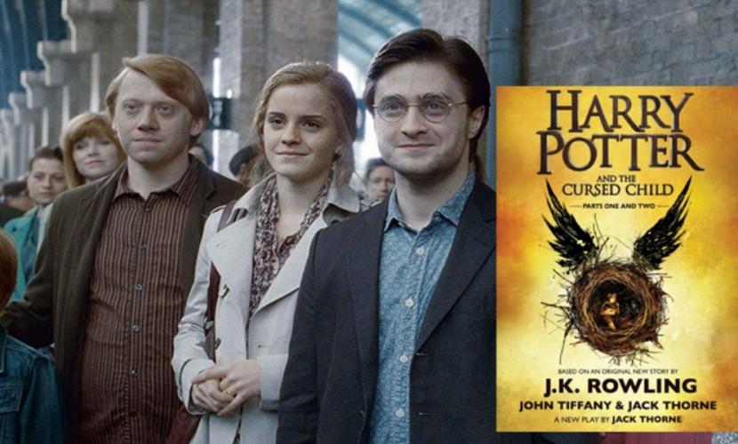 Названа дата выхода восьмой книги о Гарри Поттере на русском языке