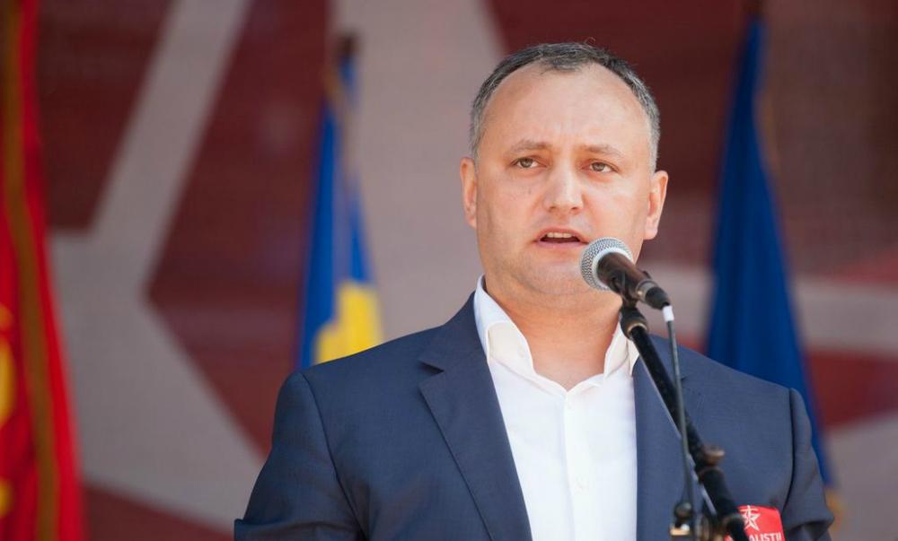 Фаворит президентских выборов Молдовы нанес ответный удар организаторам Майдана