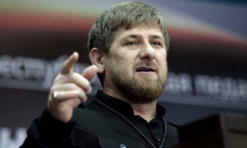 Кадыров назвал своих врагов из 51-й страны