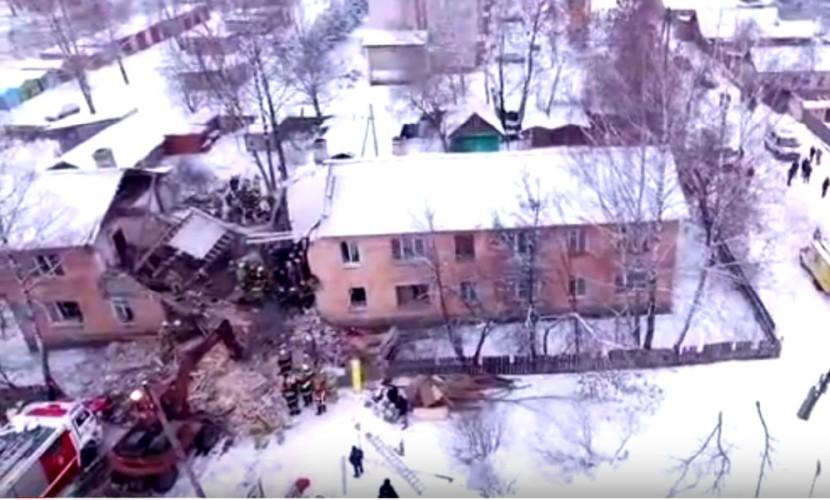 Число погибших при взрыве газа вИваново достигло четырех человек