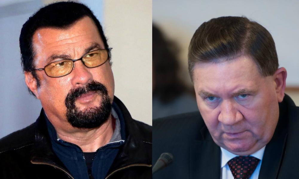 Путина попросили заменить курского губернатора на Стивена Сигала
