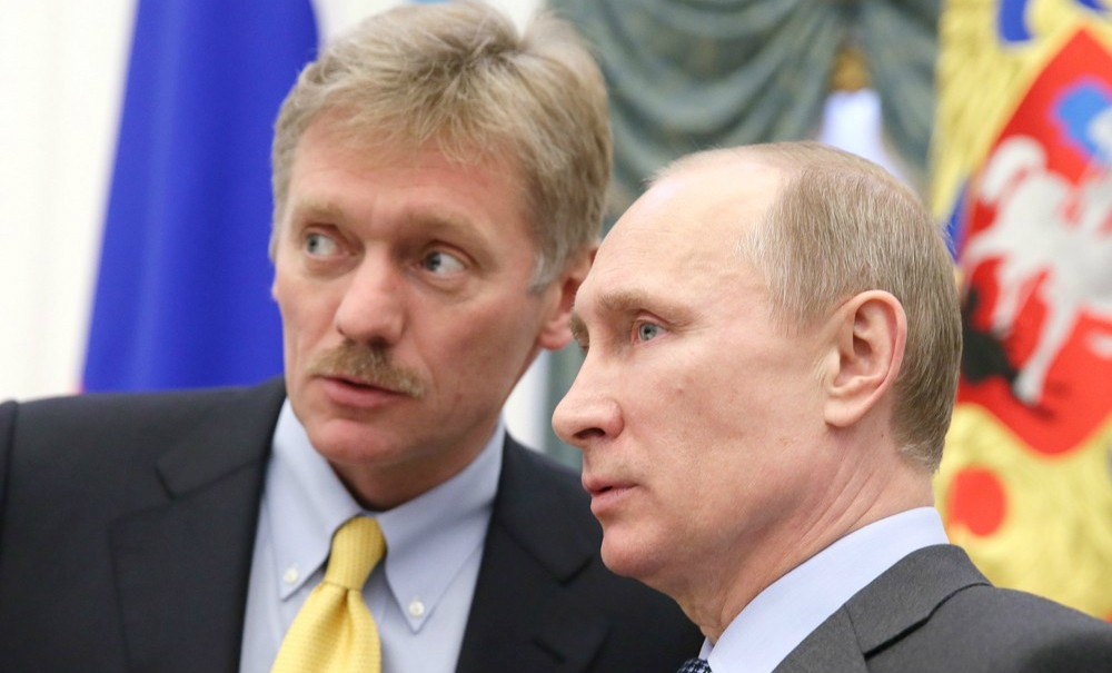 Песков объявил о таинственной встрече Путина в среду